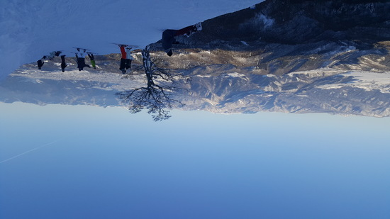 ゲレンデでの光景|斑尾高原スキー場のクチコミ画像2