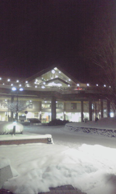 大雪の軽井沢|軽井沢プリンスホテルスキー場のクチコミ画像1