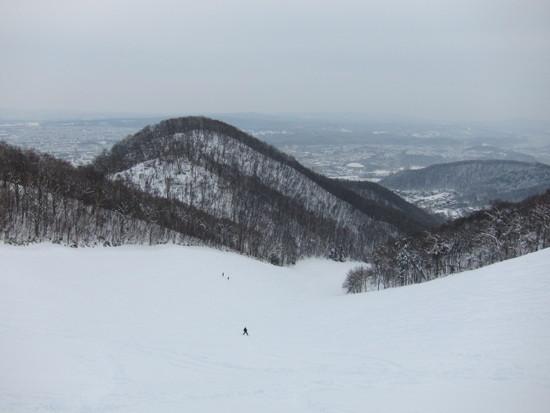 2012/12/15(土) 北海道 札幌藻岩山の速報|札幌藻岩山スキー場のクチコミ画像
