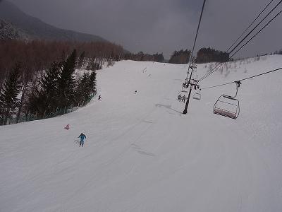 雨のち晴れ|信州松本 野麦峠スキー場のクチコミ画像