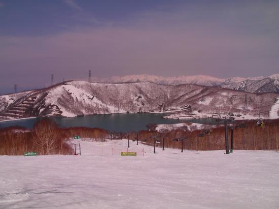 少し暖かくなりました|かぐらスキー場のクチコミ画像