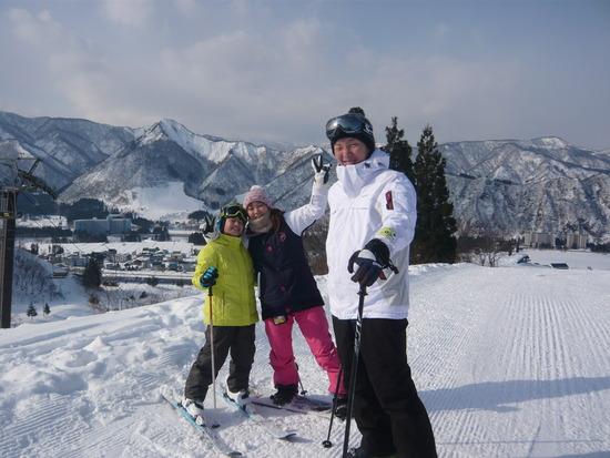 春スキーも終わり…要約板をチューンナップに出して…