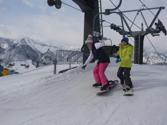 春スキーも終わり…要約板をチューンナップに出して…|湯沢中里スノーリゾートのクチコミ画像2