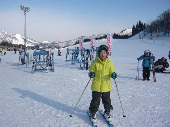 春スキーも終わり…要約板をチューンナップに出して…|湯沢中里スノーリゾートのクチコミ画像3