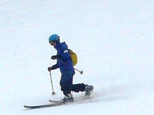 曇りのち・・・。|信州松本 野麦峠スキー場のクチコミ画像