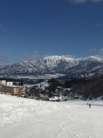 滑りやすいスキー場 ムイカスノーリゾートのクチコミ画像