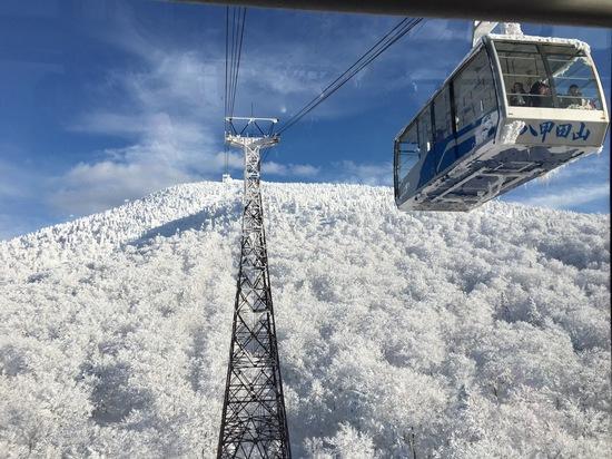 景色最高 八甲田スキー場のクチコミ画像