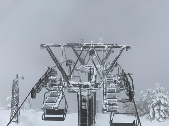 横手山・渋峠|志賀高原 熊の湯スキー場のクチコミ画像