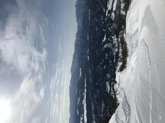 すいてる!|さかえ倶楽部スキー場のクチコミ画像2