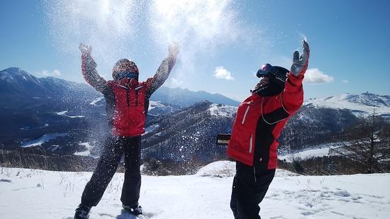 スキーヤーパラダイス☆|ブランシュたかやまスキーリゾートのクチコミ画像