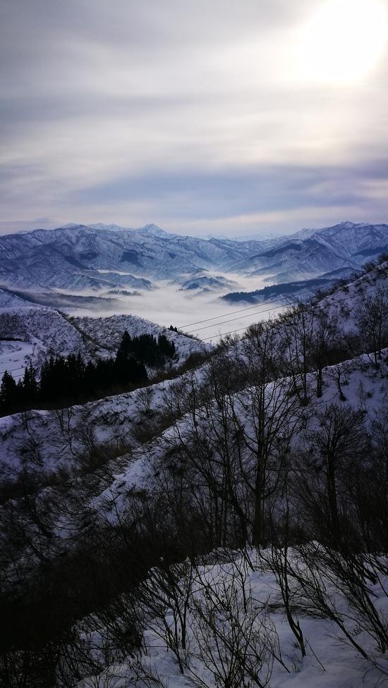 初滑り|須原スキー場のクチコミ画像