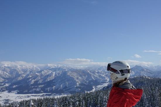 眺め最高!|上越国際スキー場のクチコミ画像