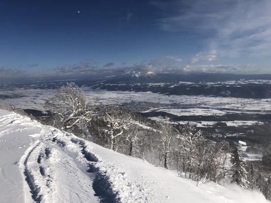 富良野ゾーンテクニカルC 左コース|富良野スキー場のクチコミ画像