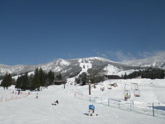 やっぱ八海山はサイコー|六日町八海山スキー場のクチコミ画像