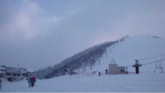 新雪が降ったあとの今季発滑りでした|谷川岳天神平スキー場のクチコミ画像