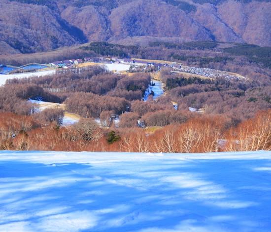 初心者が練習し易いスキー場|ハンターマウンテン塩原のクチコミ画像