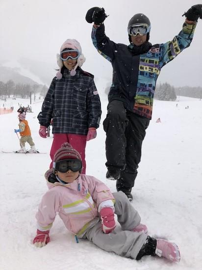 みんなでスキー場へ!|奥中山高原スキー場のクチコミ画像