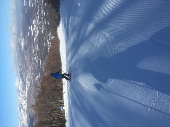 朝早い時間だけの|八幡平リゾート パノラマスキー場&下倉スキー場のクチコミ画像