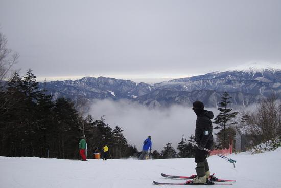 今日は曇りでした|信州松本 野麦峠スキー場のクチコミ画像