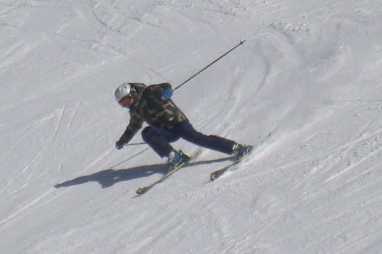 昨日は良かったろうな|信州松本 野麦峠スキー場のクチコミ画像