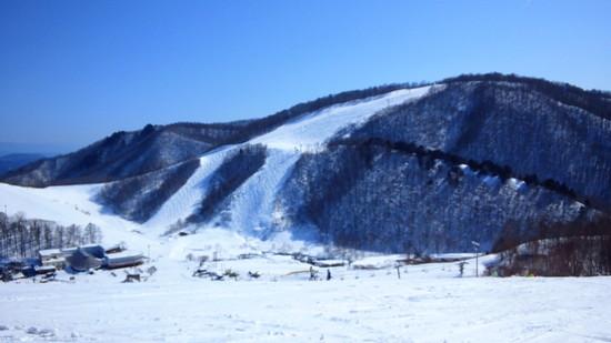 ゲレンデの整備が最高!!|HAKUBAVALLEY 鹿島槍スキー場のクチコミ画像