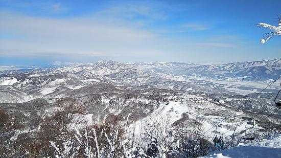 三日間たっぷりと・・・|斑尾高原スキー場のクチコミ画像1