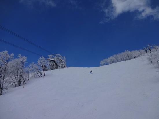 パウダー食べ放題!|六日町八海山スキー場のクチコミ画像