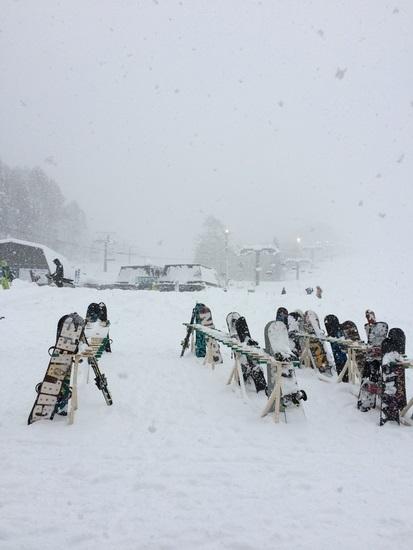 大雪警報|水上宝台樹スキー場のクチコミ画像