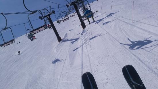 充実した広大なゲレンデ!!|白馬八方尾根スキー場のクチコミ画像
