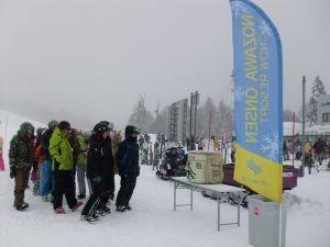 樽酒サービス|野沢温泉スキー場のクチコミ画像