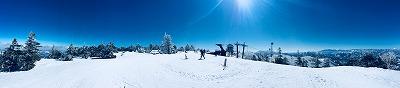 こんな近くのスキー場で目にした「別世界」に感動 会津高原たかつえスキー場のクチコミ画像3