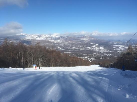 快晴です!!|八幡平リゾート パノラマスキー場&下倉スキー場のクチコミ画像