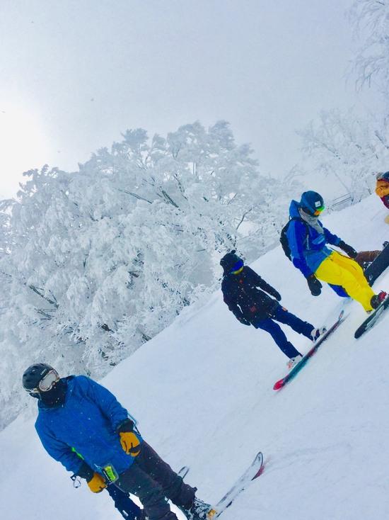 三連休|斑尾高原スキー場のクチコミ画像