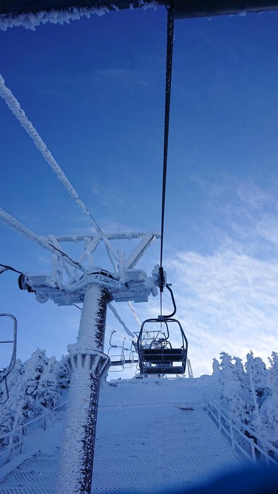 2020信州ツアー 第1章始まる(VOL.4)|志賀高原 熊の湯スキー場のクチコミ画像2