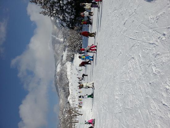 初めてジャム勝へ|スキージャム勝山のクチコミ画像