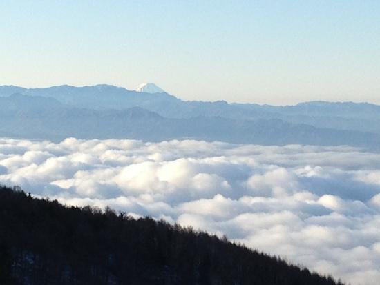 富士山と雲海|アサマ2000パークのクチコミ画像