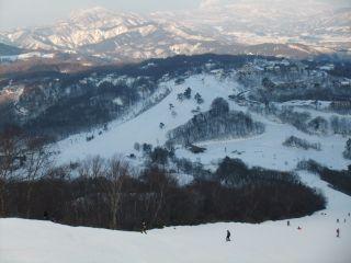 年明け|竜王スキーパークのクチコミ画像