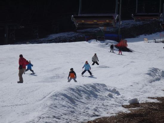 ウェーブができていました|カムイみさかスキー場のクチコミ画像