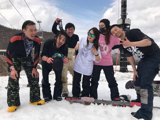 ウォータースライダー最高|神立高原スキー場のクチコミ画像2