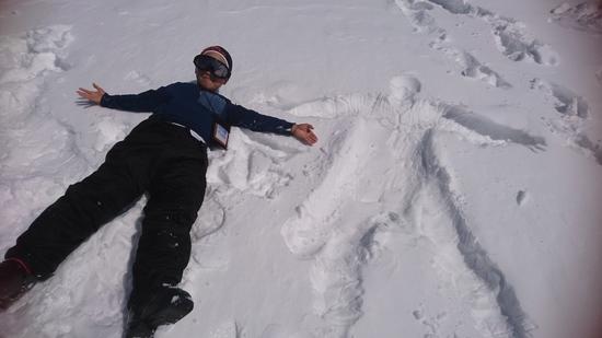 初ふたり記念|スキージャム勝山のクチコミ画像