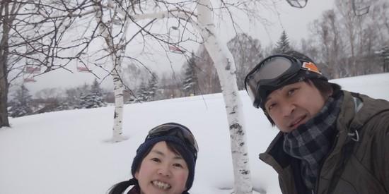 雪不足なスキー場が多いけど エーデルワイススキーリゾートのクチコミ画像2