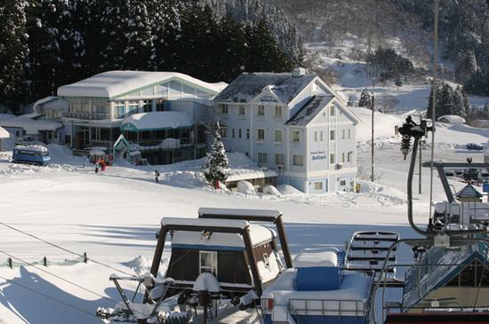 ゲレ食|ハチ・ハチ北スキー場のクチコミ画像