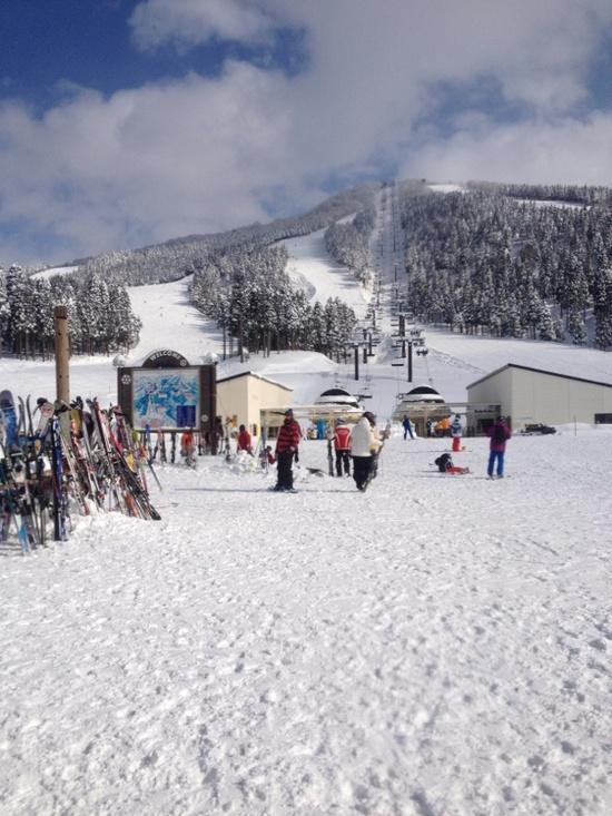 法恩寺山有料道路と除雪協力金|スキージャム勝山のクチコミ画像