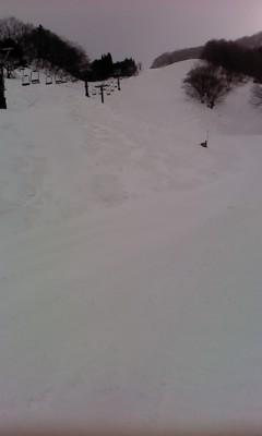 2月27日のホワイトバレー|ホワイトバレースキー場のクチコミ画像