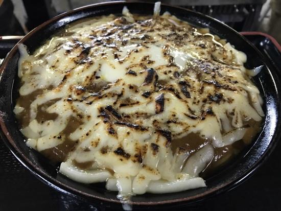 チーズカレーうどんは絶品です。|YAMABOKU ワイルドスノーパークのクチコミ画像3