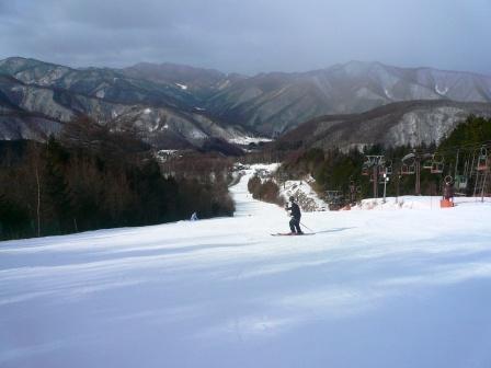 曇りのち雪|信州松本 野麦峠スキー場のクチコミ画像