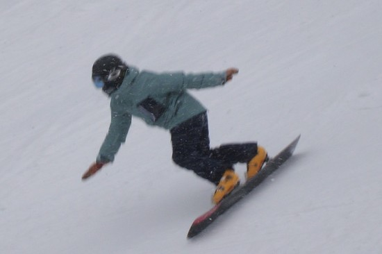 立て水開通|信州松本 野麦峠スキー場のクチコミ画像
