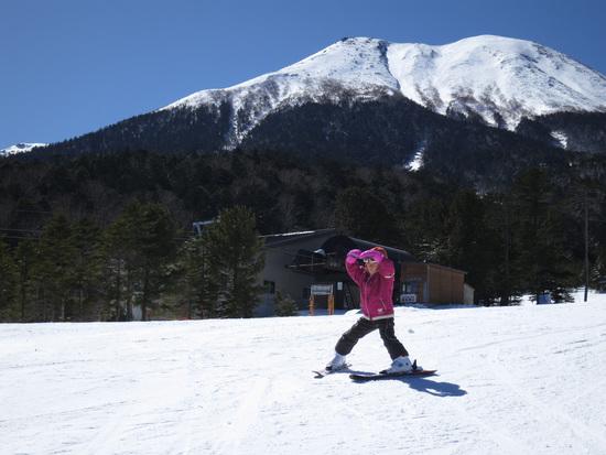 子供も楽しめる本格的スキー場|開田高原マイアスキー場のクチコミ画像2