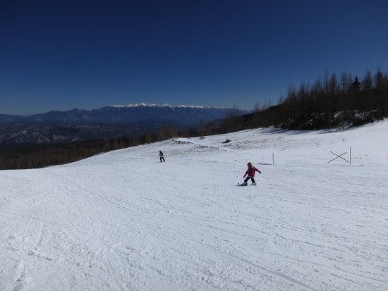 子供も楽しめる本格的スキー場|開田高原マイアスキー場のクチコミ画像3