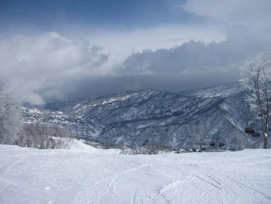 行く人を選ぶゲレンデ・・・私は好き♪|シャルマン火打スキー場のクチコミ画像